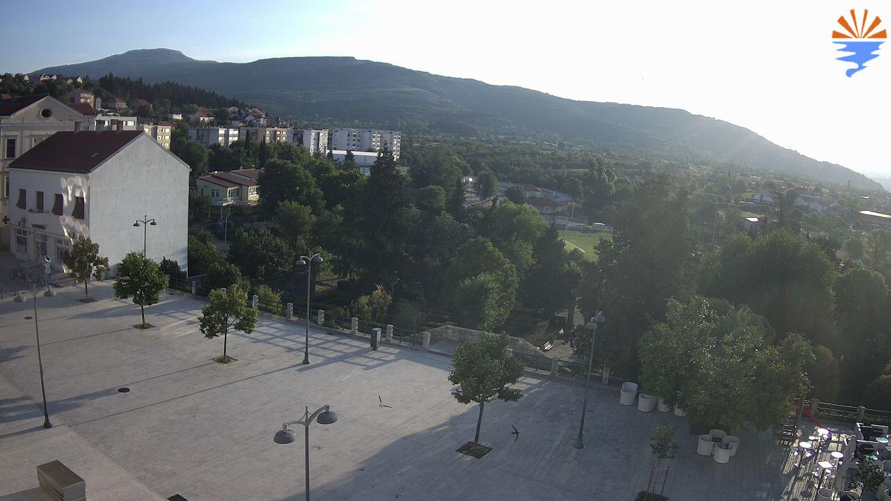 Webkamera - Drniš