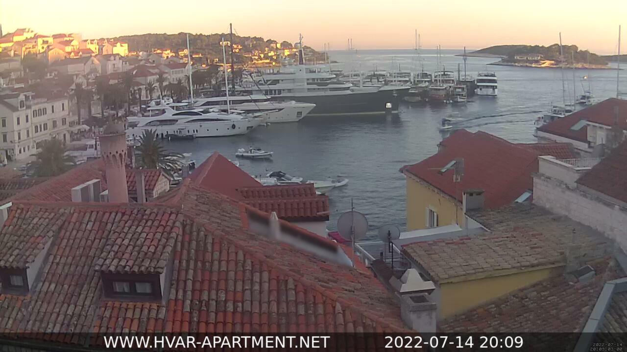 Webcam - Hvar (Hvar)